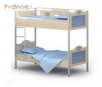 Двухъярусная кровать A-12 Angel Briz