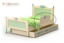Защитная боковина к кровати А-20 Angel Briz