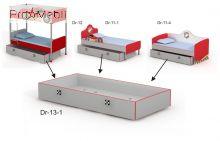 Выдвижная кровать ниша Dr-13-1 Driver Briz