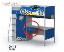 Ящик к столу Dr-18 Driver Briz