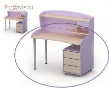 Письменный стол Si-08-2 Silvia Briz