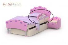 Защитная боковина к кровати Pn-20 Pink Briz