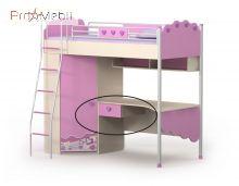 Ящик к столу Pn-18-1 Pink Briz