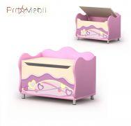 Комод для игрушек Pn-22 Pink Briz