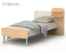 Кровать М-11-1 Mega Briz