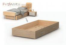 Выдвижная кровать ниша М-13-1 Mega Briz