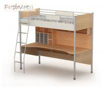 Кровать стол М-16-1 Mega Briz