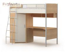 Кровать стол М-16-2 Mega Briz