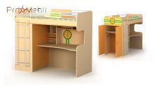 Кровать стол Bs-16-2 Active Briz