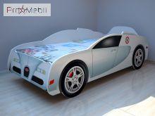 Кровать-машинка KM-380 Bambini Эдисан