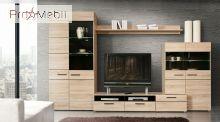 Надставка ТВ левая 2WL Соло VMV