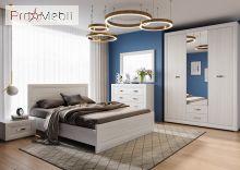 Кровать LOZ180 Маркус BRW