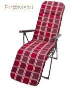 Кресло-шезлонг Альберто с92а Olsa