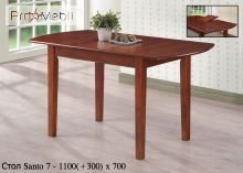 Кухонный стол Santo раскладной Onder Mebli