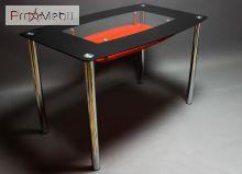 Кухонный стол Бочка красная БЦ-стол