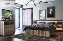 Кровать с подъемным механизмом 160 Jagger Mebel Bos