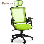 Кресло Merano headrest green Office4You