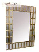 Зеркало МРМ-003 dg золото L&B