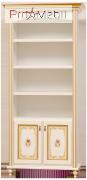 Шкаф книжный Парма Світ Меблів