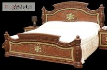 Кровать 2-сп Жасмин Світ Меблів