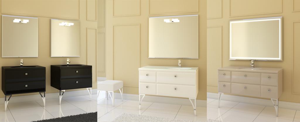 Мебель для ванной Shantal Marsan