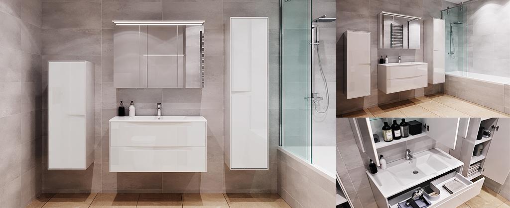 Мебель для ванной Sequetto Botticelli