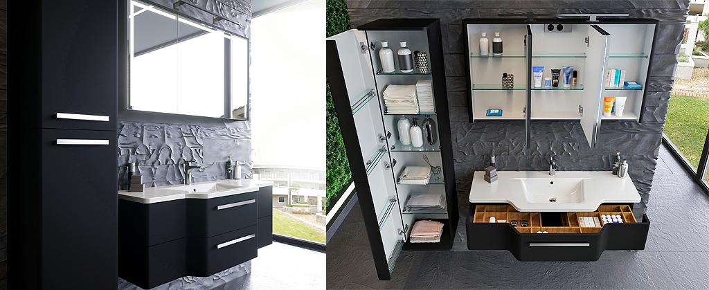 Комплект мебели для ванной Levanto Botticelli